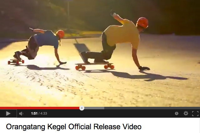Kegel release