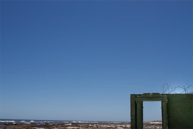 gate to the sea Kopie